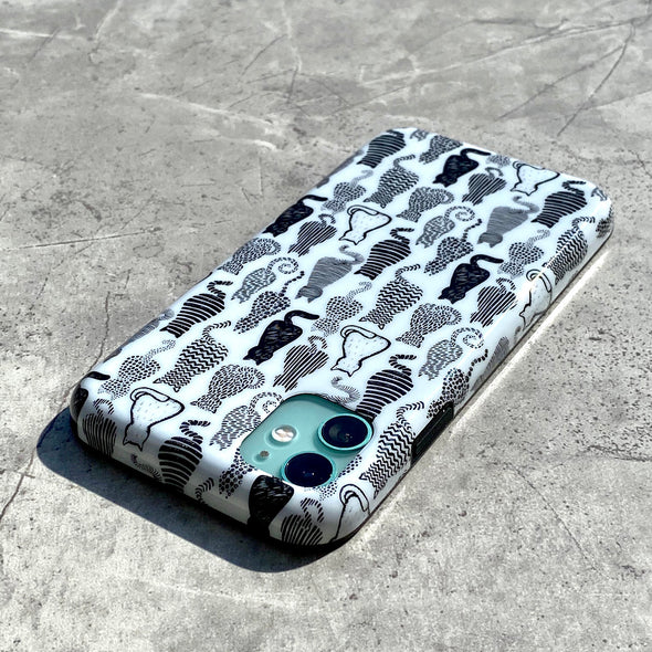 iPhone XS / X Case - Meow