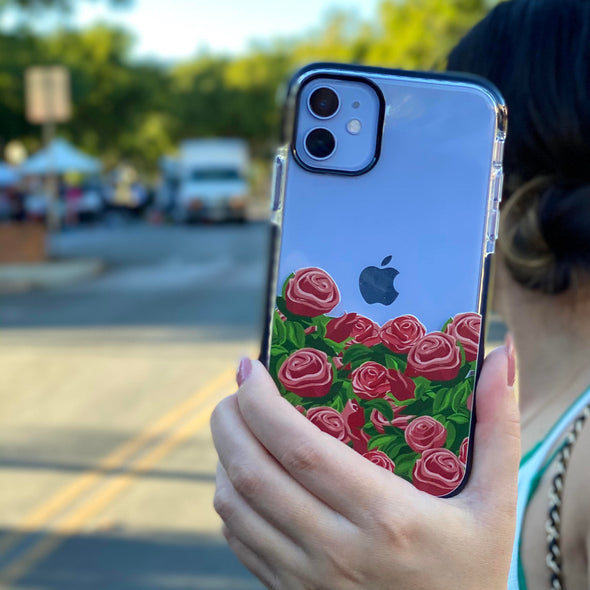 iPhone 11 Pro Max Case - Rose Bush