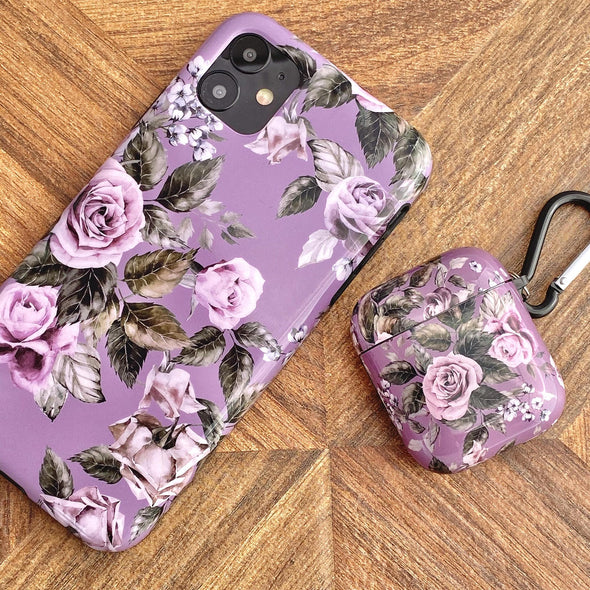 AirPods Case - Faded Rose-Elemental Cases
