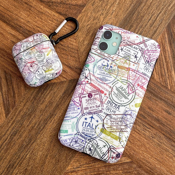 AirPods Case - Wanderer-Elemental Cases