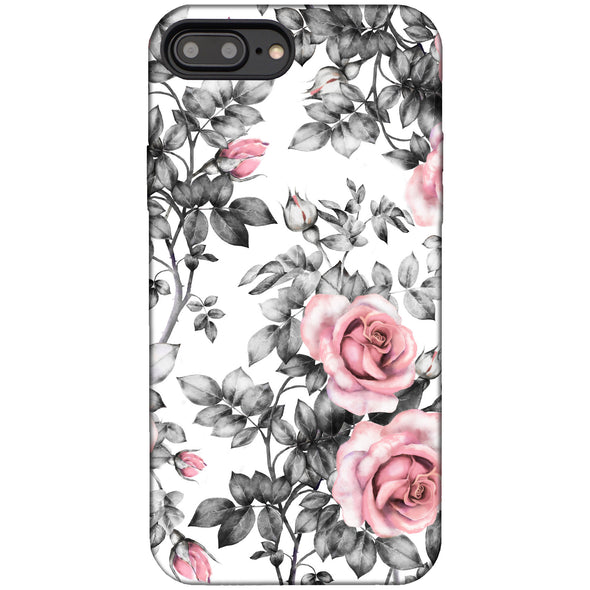 iPhone 8 Plus / 7 Plus Case - Chateau Rose