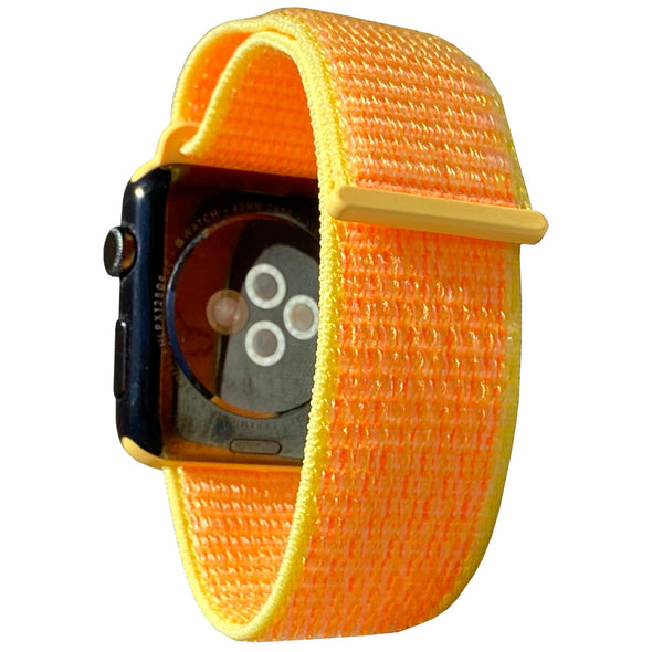 44mm & 42mm Apple Watch Band - Citrus