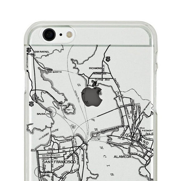 City Pack Case for iPhone 6s / 6 - Bay Area - Elemental Cases