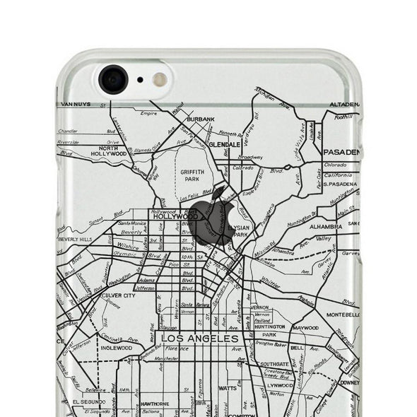City Pack Case for iPhone 6s / 6 - Los Angeles - Elemental Cases