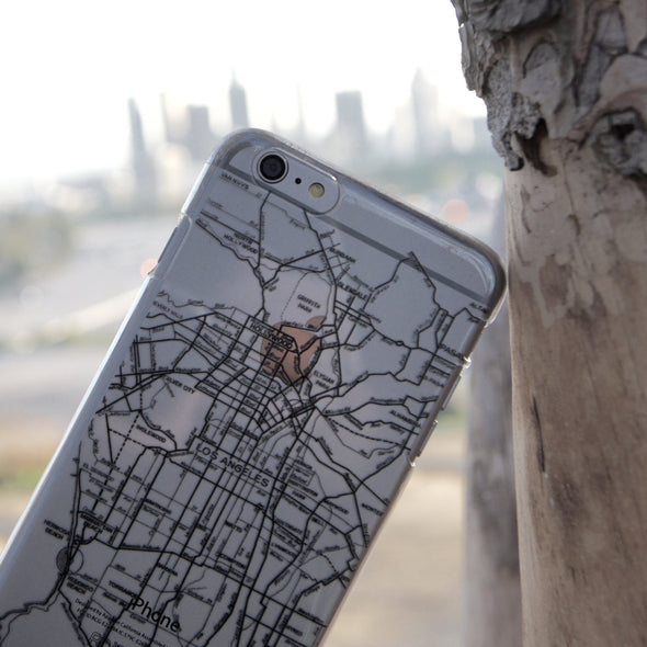 City Pack Case for iPhone 6s Plus / 6 Plus - Los Angeles - Elemental Cases