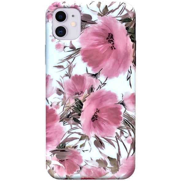 iPhone 11 / XR Case - Coral Meadow