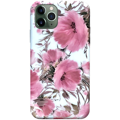 iPhone 11 Pro Max Case - Coral Meadow