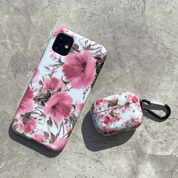 AirPods Pro Case - Coral Meadow