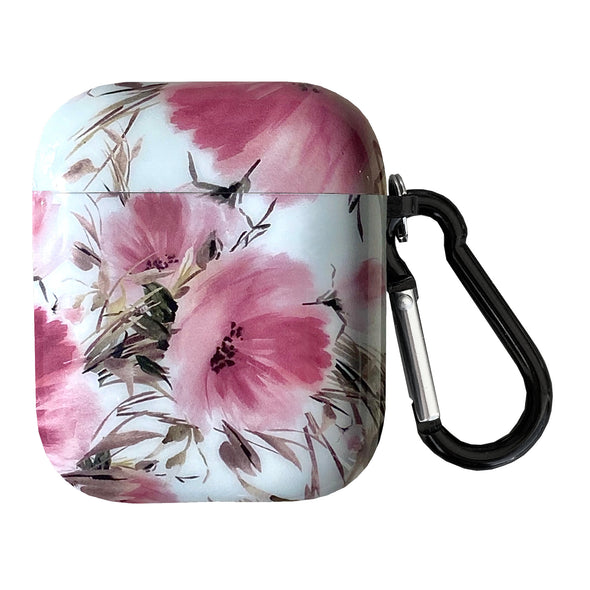 AirPods Case - Coral Meadow