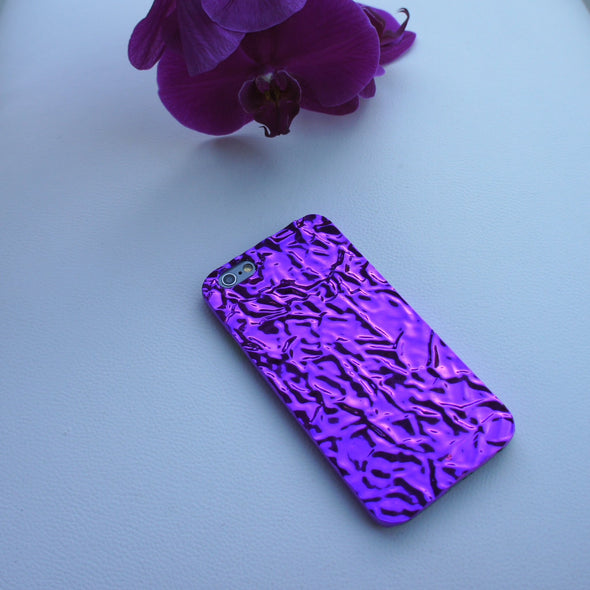 Crystalline Case for iPhone 6s / 6 - Amethyst - Elemental Cases