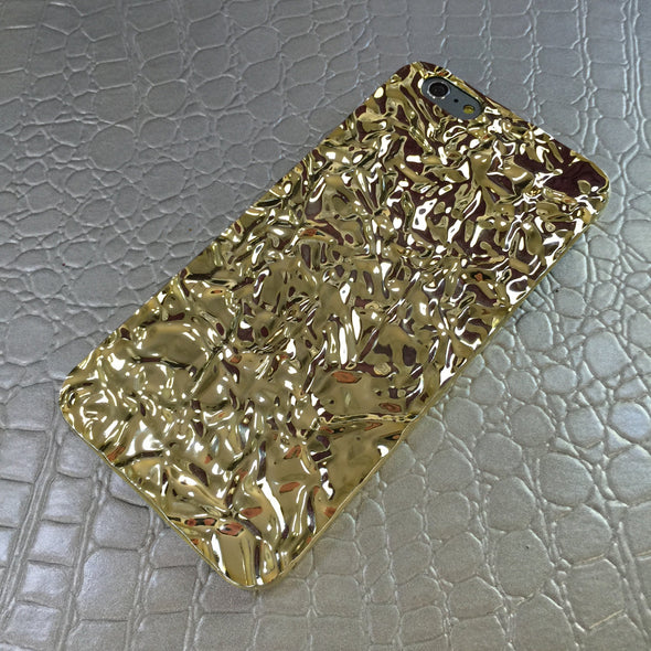 Crystalline Case for iPhone 6s / 6 - Champagne Gold - Elemental Cases