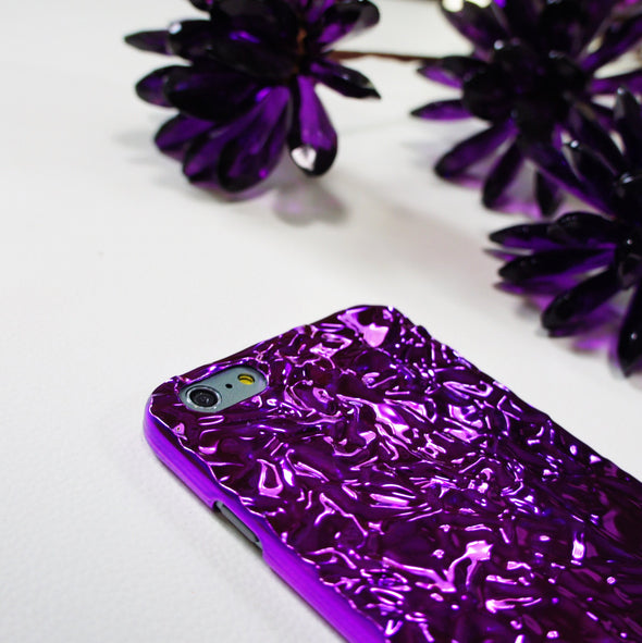 Crystalline Case for iPhone 6s Plus / 6 Plus - Amethyst - Elemental Cases