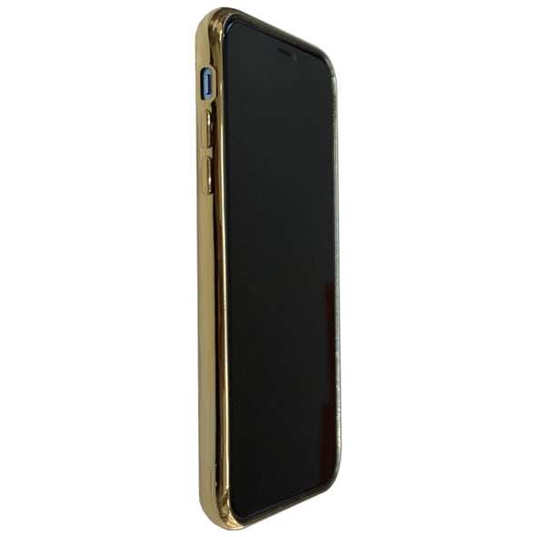 iPhone XS / X Crystalline Case - Gold