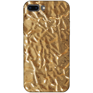 iPhone 8 Plus / 7 Plus Crystalline Case - Gold