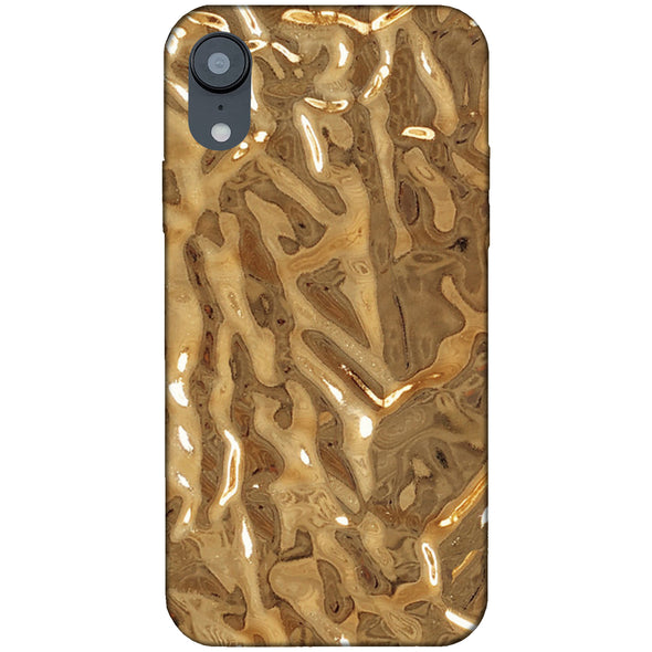 iPhone XR Crystalline Case - Gold