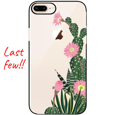 iPhone 8 Plus / 7 Plus Case - Desert Blossom