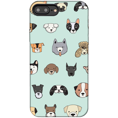 iPhone 8 Plus / 7 Plus Case - Doggos