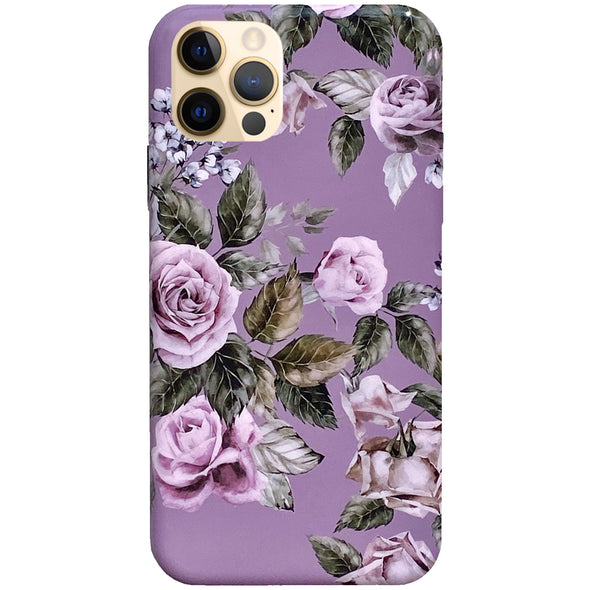 iPhone 12 Pro Max Case - Faded Rose