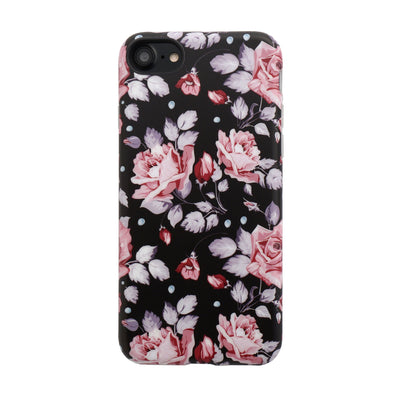 Floral Case for iPhone 8 / 7 - Blush Rose - Elemental Cases