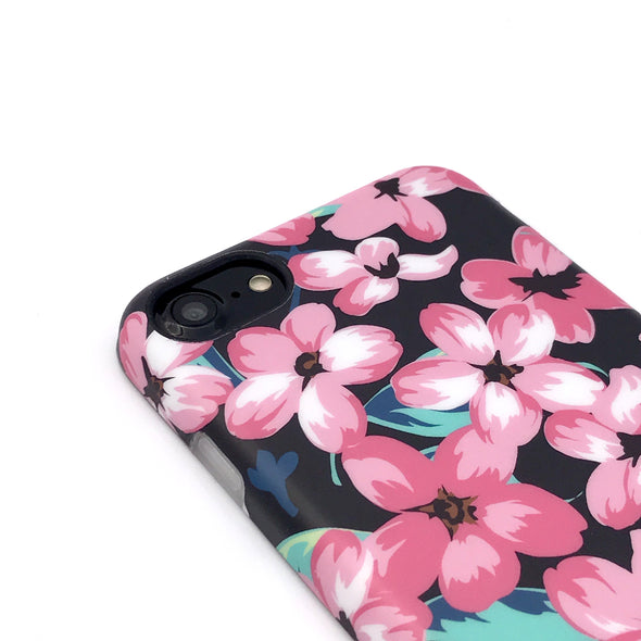 Floral Case for iPhone 8 / 7 - Nightlily - Elemental Cases