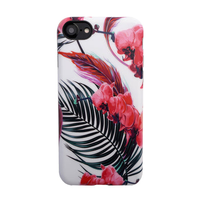Floral Case for iPhone 8 / 7 - Wild Orchid - Elemental Cases