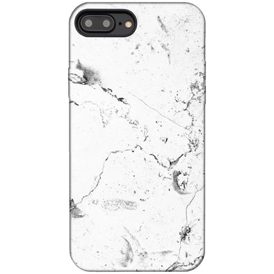 Marble Case for iPhone 8 Plus / 7 Plus - Glacier