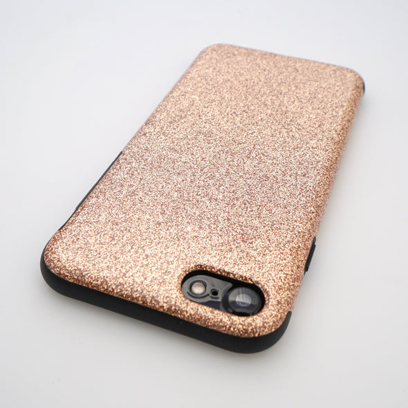 Glam Case for iPhone 8 / 7 - Gold - Elemental Cases