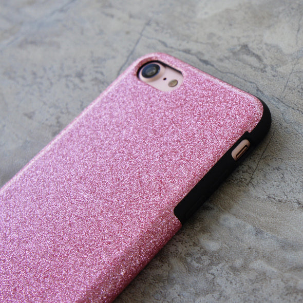 Glam Case for iPhone 8 / 7 - Pink - Elemental Cases
