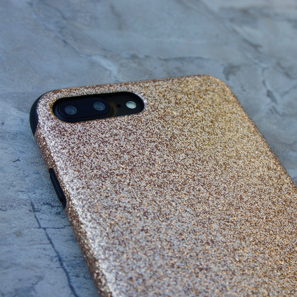 Glam Case for iPhone 8 Plus / 7 Plus - Gold - Elemental Cases