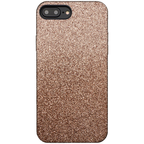 Glam Case for iPhone 8 Plus / 7 Plus - Gold
