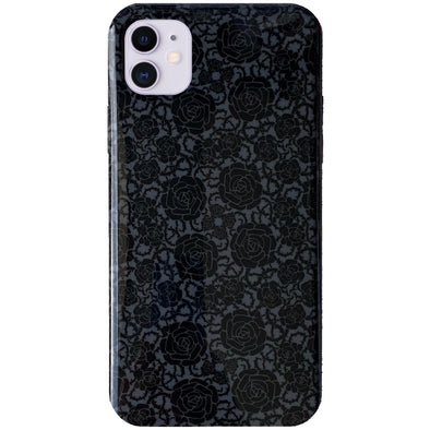 iPhone 11 / XR Case - Goth Rose
