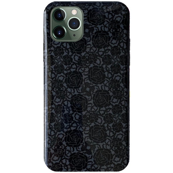iPhone 11 Pro Case - Goth Rose