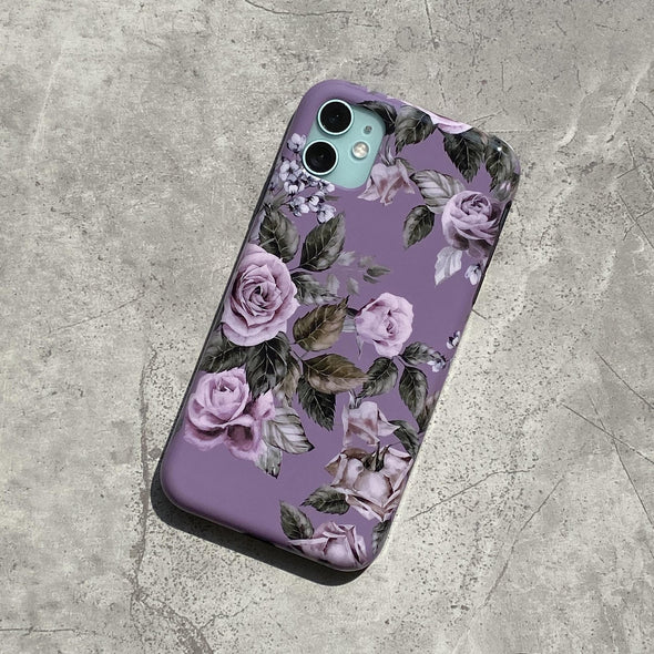 iPhone 11 Pro Case - Faded Rose-Elemental Cases