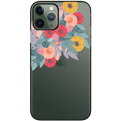 iPhone 11 Pro Max Case - Flower Burst-Elemental Cases