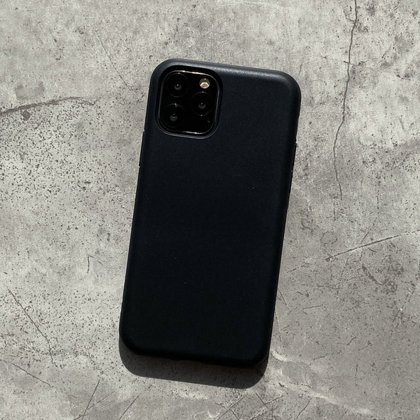 iPhone 11 Pro Max Conscious Case - Charcoal-Elemental Cases
