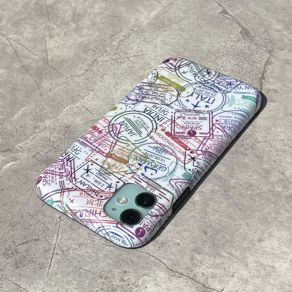 iPhone 11 / XR Case - Wanderer-Elemental Cases