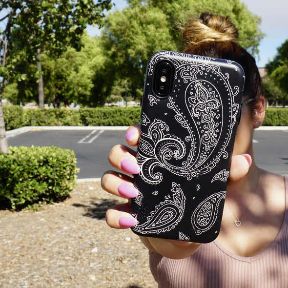 iPhone XR Case - Paisley - Elemental Cases