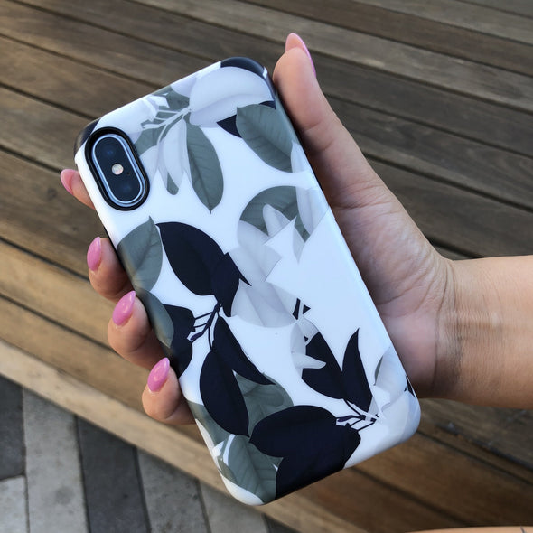 iPhone XS Max Case - Botanical - Elemental Cases