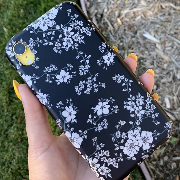 iPhone XS / X Case - Begonia - Elemental Cases
