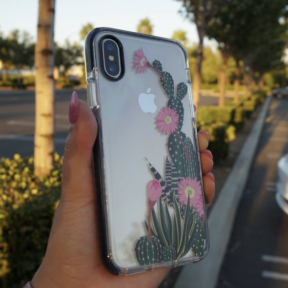 iPhone XS / X Case - Desert Blossom - Elemental Cases