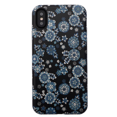 iPhone XS / X Case Floral - Forget Me Not - Elemental Cases