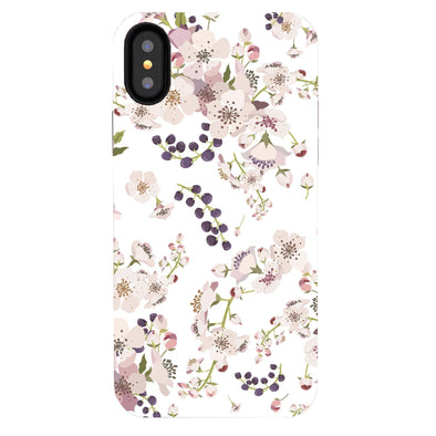 iPhone XS / X Case - Mulberry - Elemental Cases