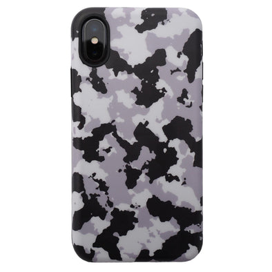 iPhone XS / X Case - Night Camo - Elemental Cases
