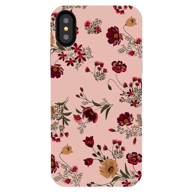 iPhone XS / X Case - Petite Blooms - Elemental Cases