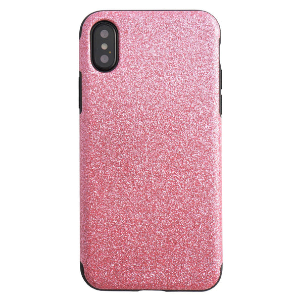 iPhone XS / X Case - Pink Glam - Elemental Cases