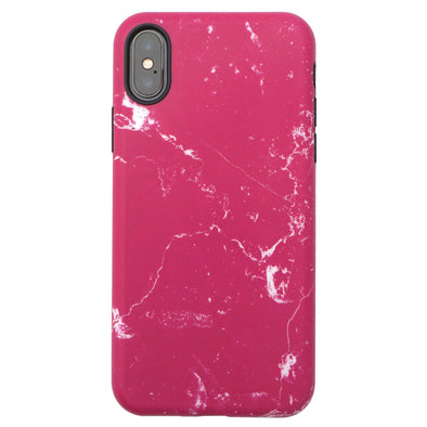 iPhone XS / X Case - Raspberry - Elemental Cases