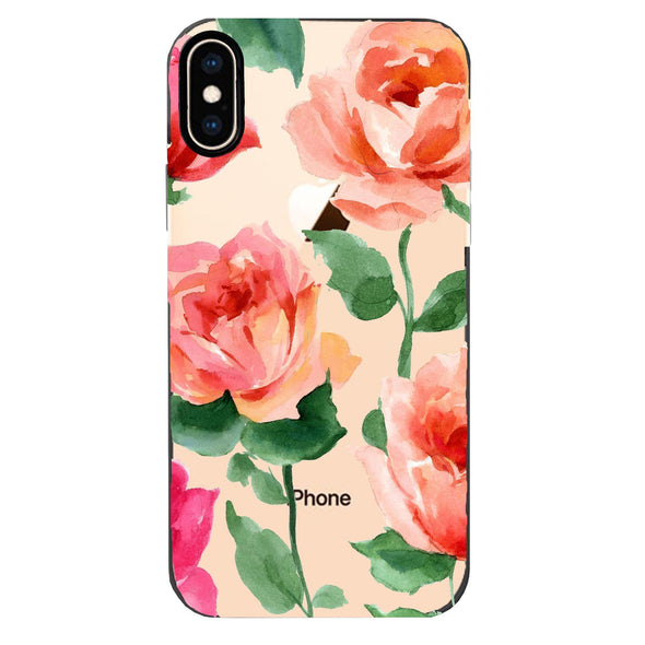 iPhone XS / X Case - Rosette - Elemental Cases