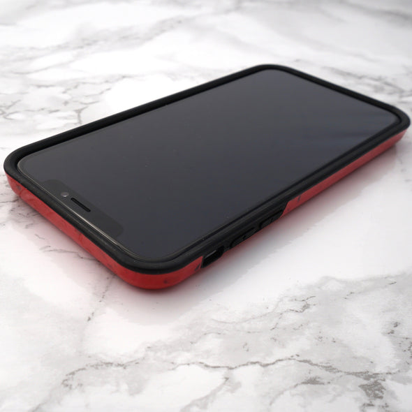 iPhone XS / X Case - Tango Red - Elemental Cases