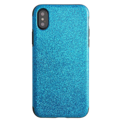 iPhone XS / X Case - Teal Glam - Elemental Cases