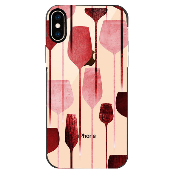 iPhone XS / X Case - Wino - Elemental Cases